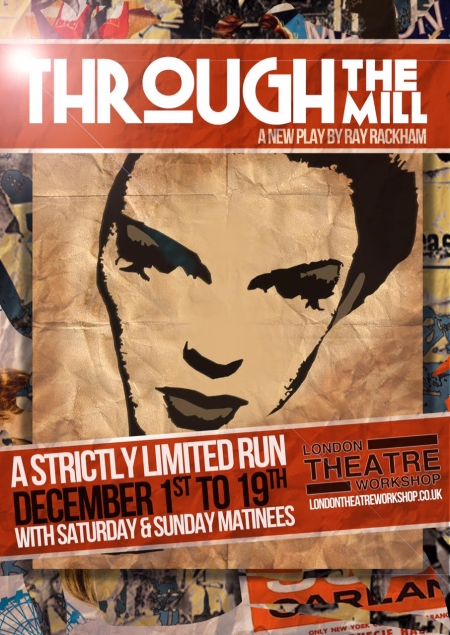 Through the Mill poster artwork