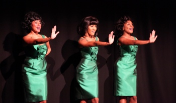 11. Diana Ross and The Supremes performing at the Motown The Musical Launch. Photo credit Craig Sugden
