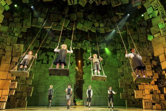 11 Royal Shakespeare Company production of Matilda The Musical Credit Manuel Harlan.jpg