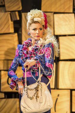 Rebecca Thornhill (Mrs Wormwood)