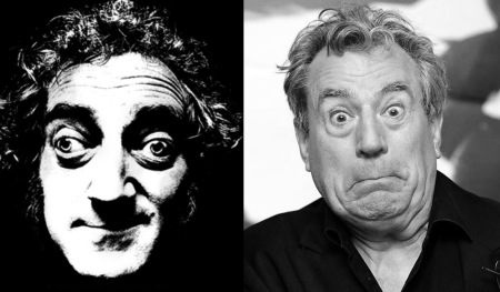 Jeepers Creepers Marty Feldman and Terry Jones