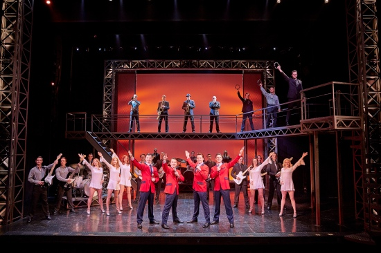 JERSEY BOYS The Musical London