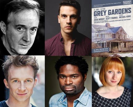 Greay Gardens cast