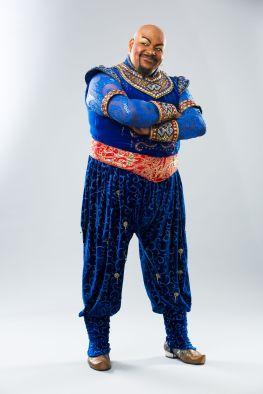 Trevor Dion Nicholas Disney's Aladdin